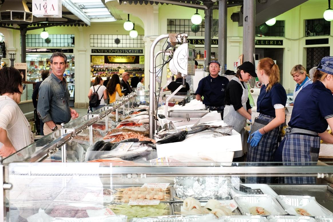 Modena Fish Market