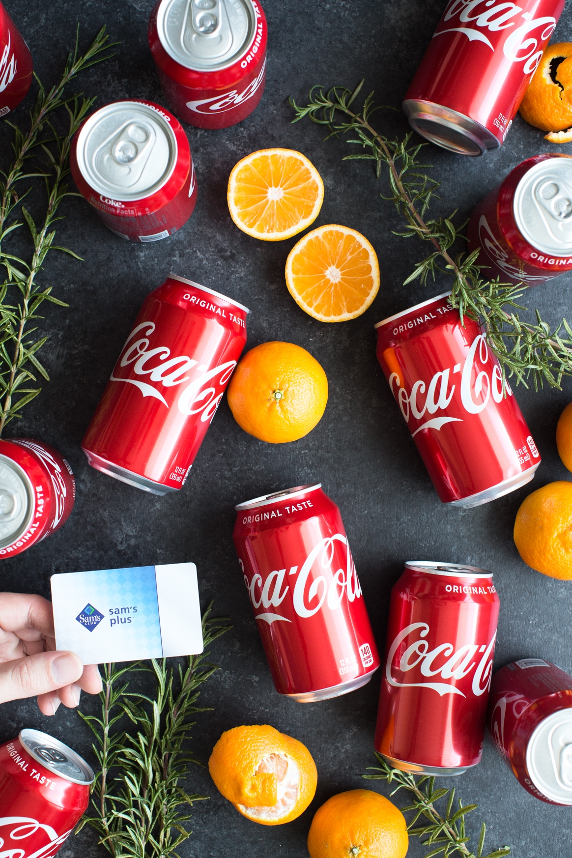 Coca-Cola and Sam's Club