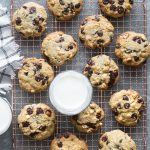 Toasted Hazelnut Chocolate Chip Cookies