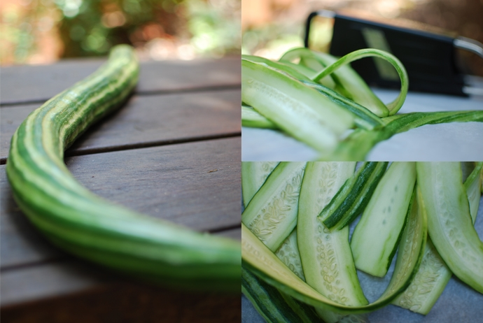 Armenian Cucumber Infused Vodka
