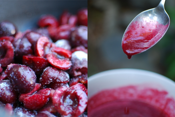 Cherry Coulis