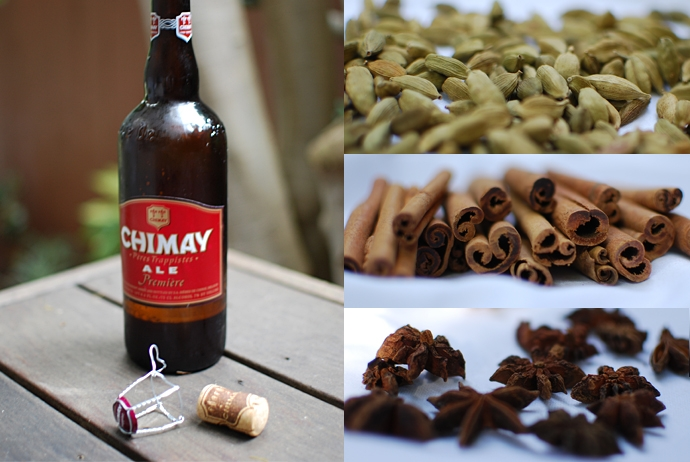Trappist Ale and Spices