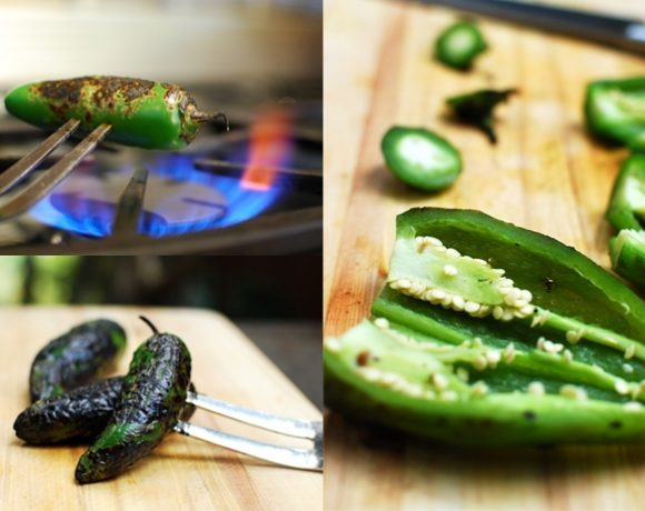 Roasted Jalapenos