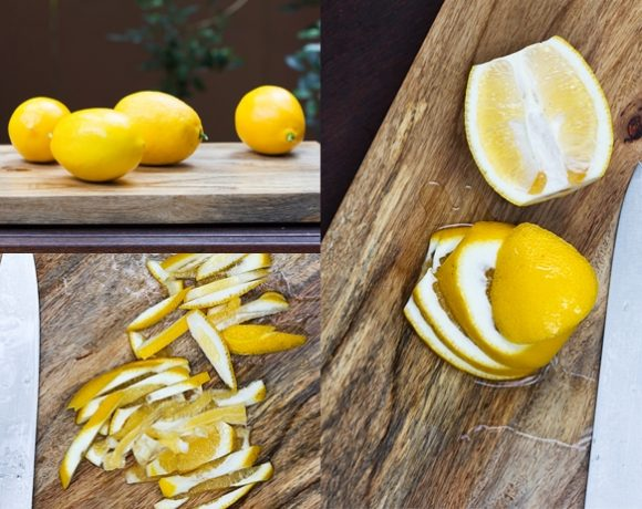 Lemons and Lemon Preparation