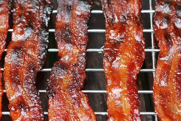 Sugared Bacon