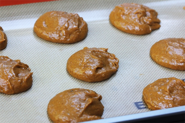 Pumpkin Whoopie Pie Batter