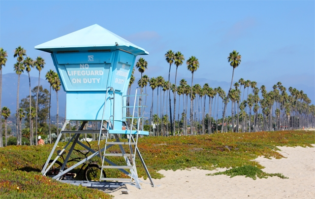 Santa Barbara Lifeguard Station