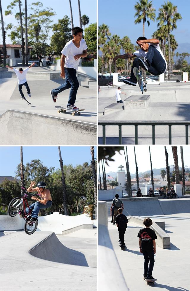 Santa Barbara Skate Park
