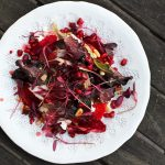 Bittersweet Blood Orange Salad