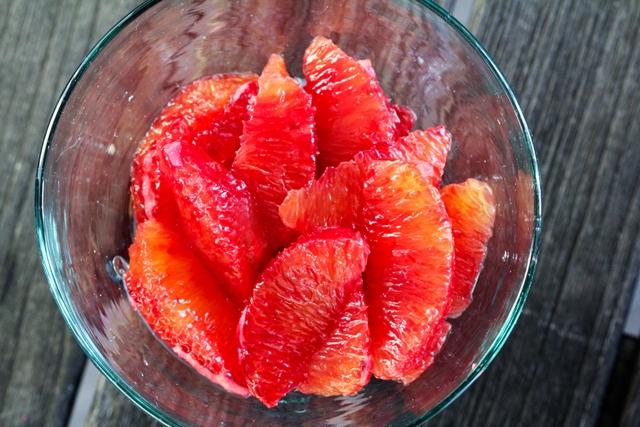 Blood Orange Segments