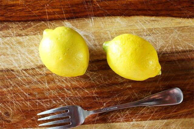 Pierced Lemons