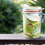 Pear and Lemongrass Infused Vodka