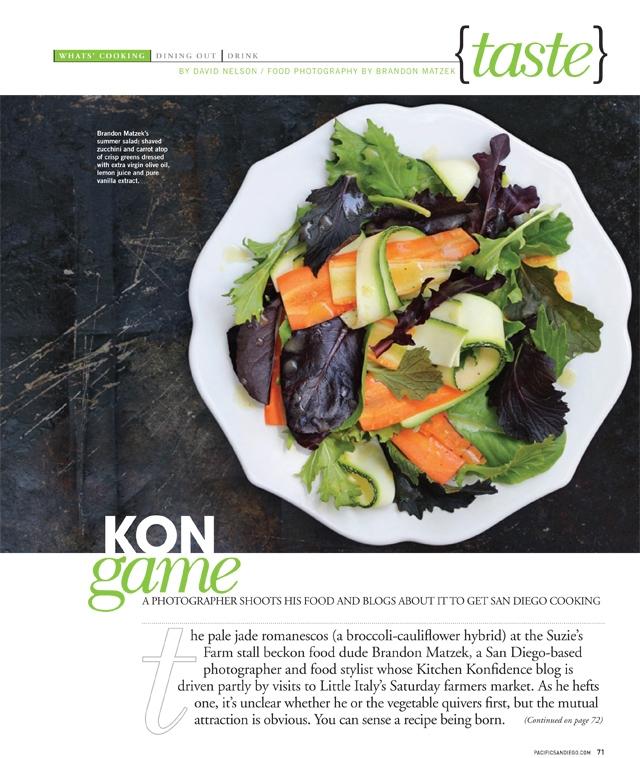 Kitchen Konfidence Pacific Magazine 1