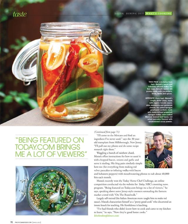 Kitchen Konfidence Pacific Magazine 2