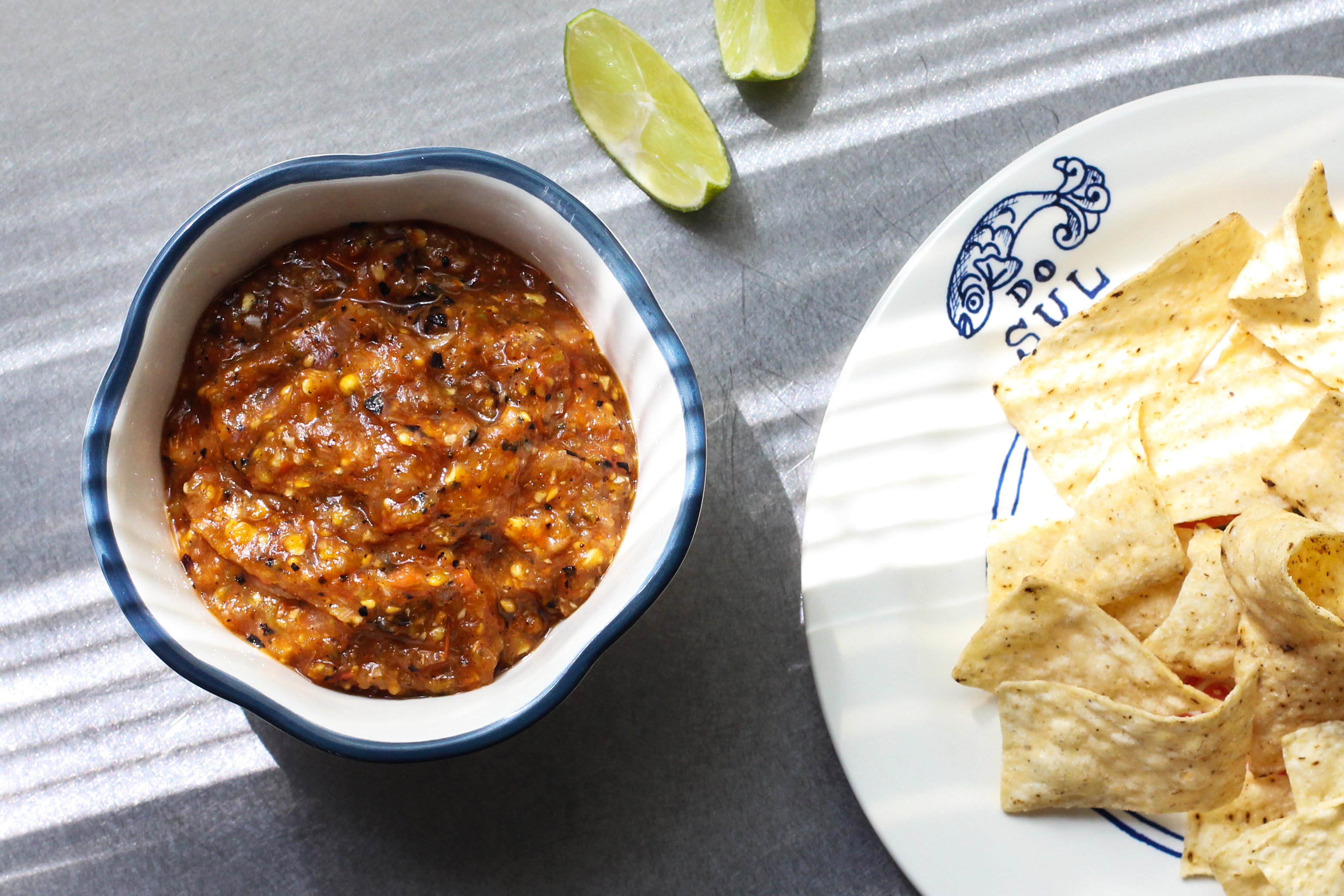 Blackened Salsa