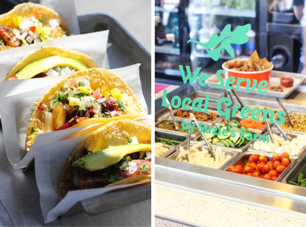 Taco Greens