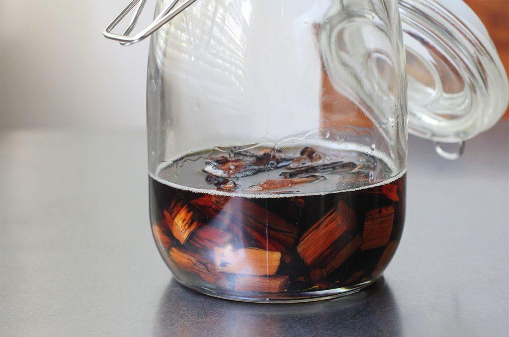 Bourbon Close Up