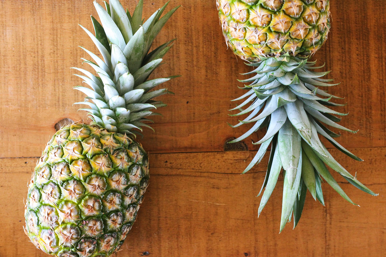 Pineapple Tequila Sorbet