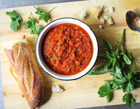 Pressure Cooker Tomato Sauce