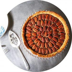 Rye Pecan Pie