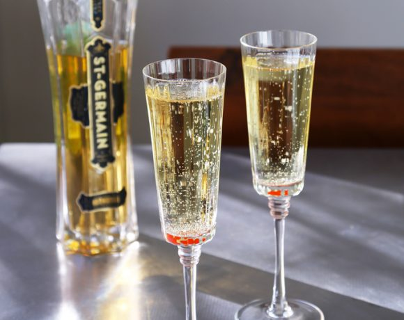 St. Germain and Champagne