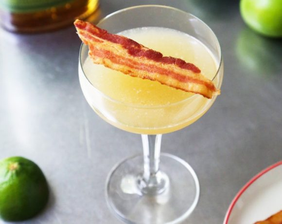 Better With Bacon Cocktail