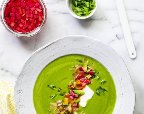 Rainbow Chard Soup