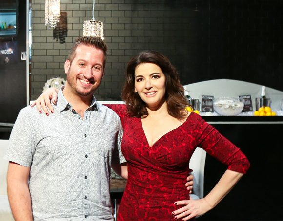 Brandon and Nigella