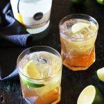 Ginger Snap Cocktail