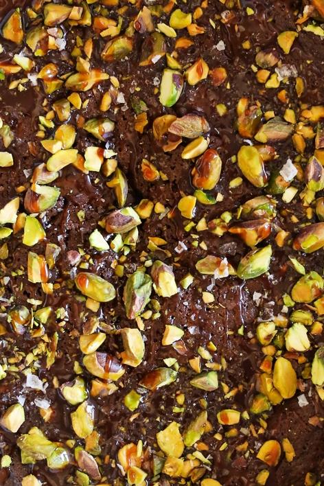 Brownie Texture