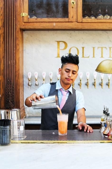 Polite Provisions Bartender
