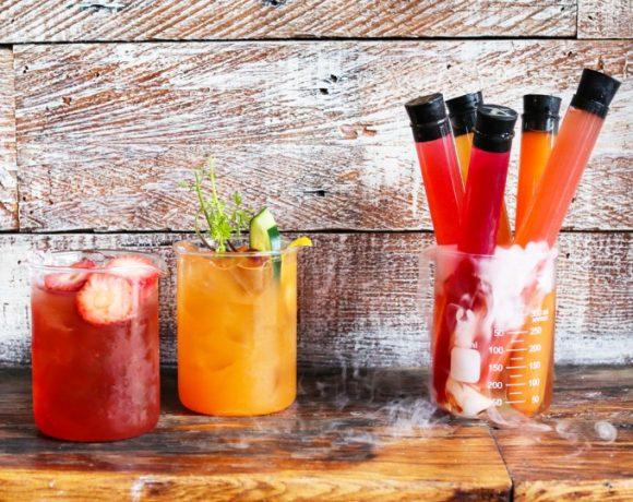 Zymology 21 Cocktails