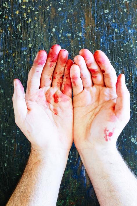 Beet Hands