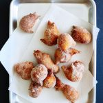 Cinnamon Chile Donut Holes