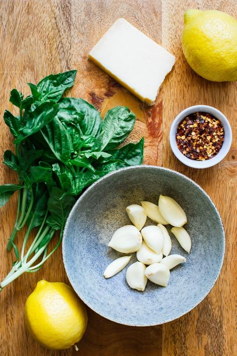 Garlic Paste Ingredients