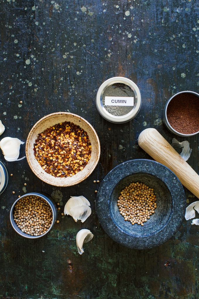 Falafel Spice Ingredients