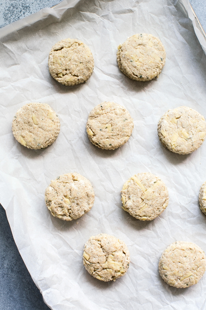 Unbaked Biscuits