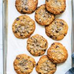 Triple Chocolate Chip Cookies Recipe