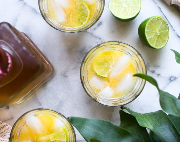 Guava Passion Fruit Margarita Recipe