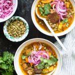 Pork and Squash Stew