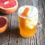 Grapefruit Tequila Fizz