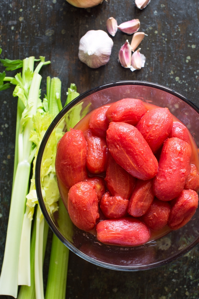 Tomato and Watermelon Gazpacho Recipe - Kitchen Konfidence