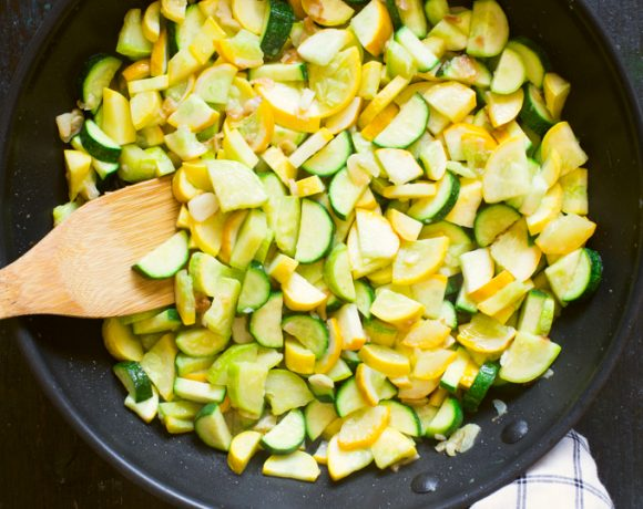 Cooking Summer Squash and Zucchini