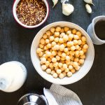 Umami Roasted Chickpeas