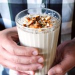 Toasted Oat and Pecan Smoothie