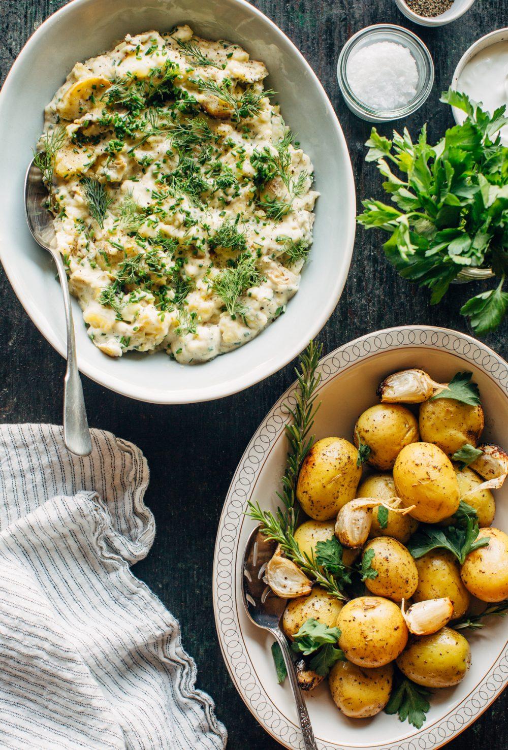 Grilled Potato Recipes