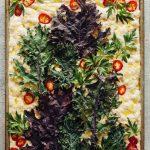 Garden Focaccia Recipe