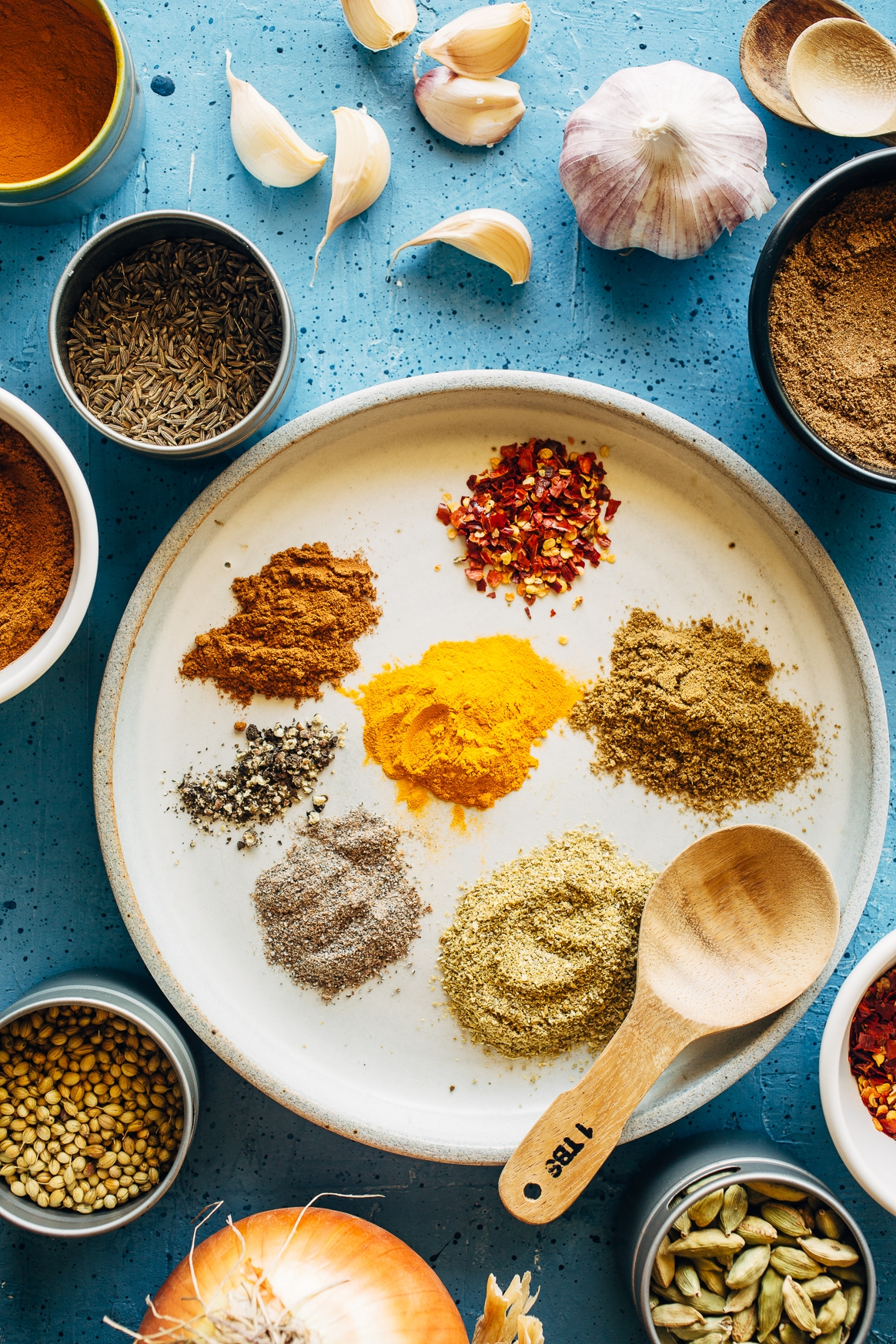 Chicken Curry Spice Blend