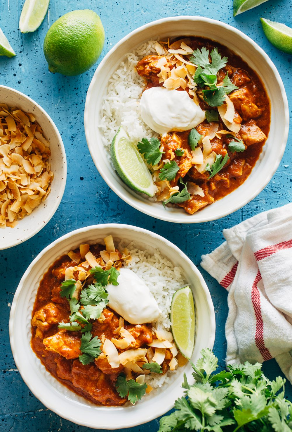 Instant Pot Chicken Curry Recipe