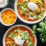 Instant Pot Chicken Chili